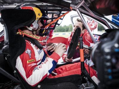 Arranca la nueva aventura de Sébastien Loeb: entre la tierra y el asfalto