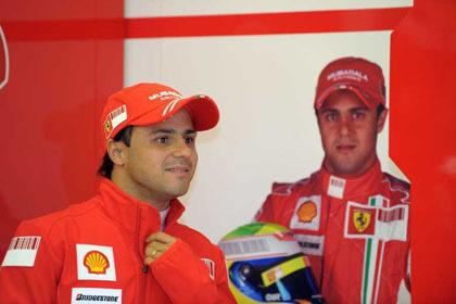 Massa se pone la venda antes de la herida...
