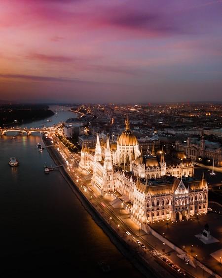 Warm Summer Evening In Budapest By Jprphotos Uk