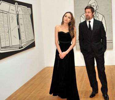 Brangelina protagonistas del 30 aniversario del Museo de Arte Contemporáneo de Los Ángeles