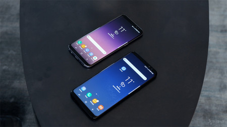 Galaxy S8, una mirada a detalle al teléfono de Samsung con pequeños marcos y pantalla curva