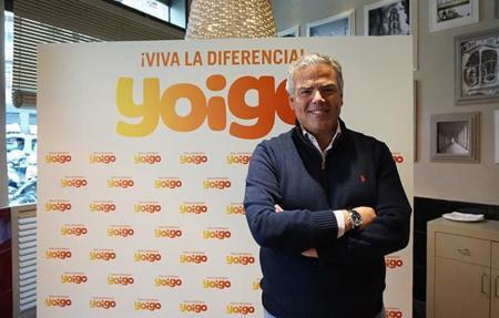 """Entrevista con Eduardo Taulet, CEO de Yoigo : """"Tendremos oferta de TV de pago en las próximas semanas"""""""