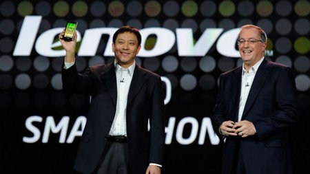 Lenovo le quitará el primer puesto a Samsung en China