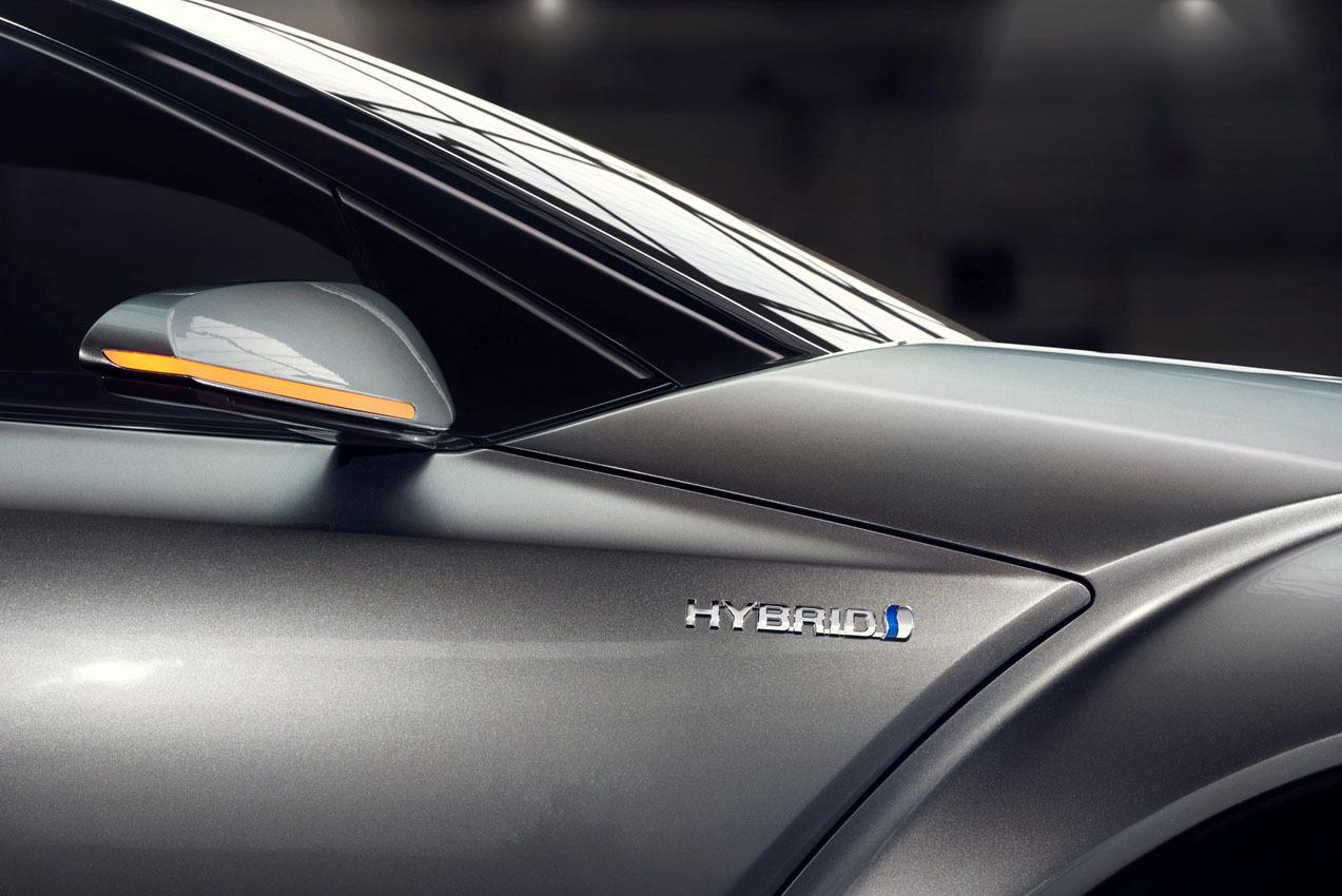Foto de Toyota C-HR concept (12/15)