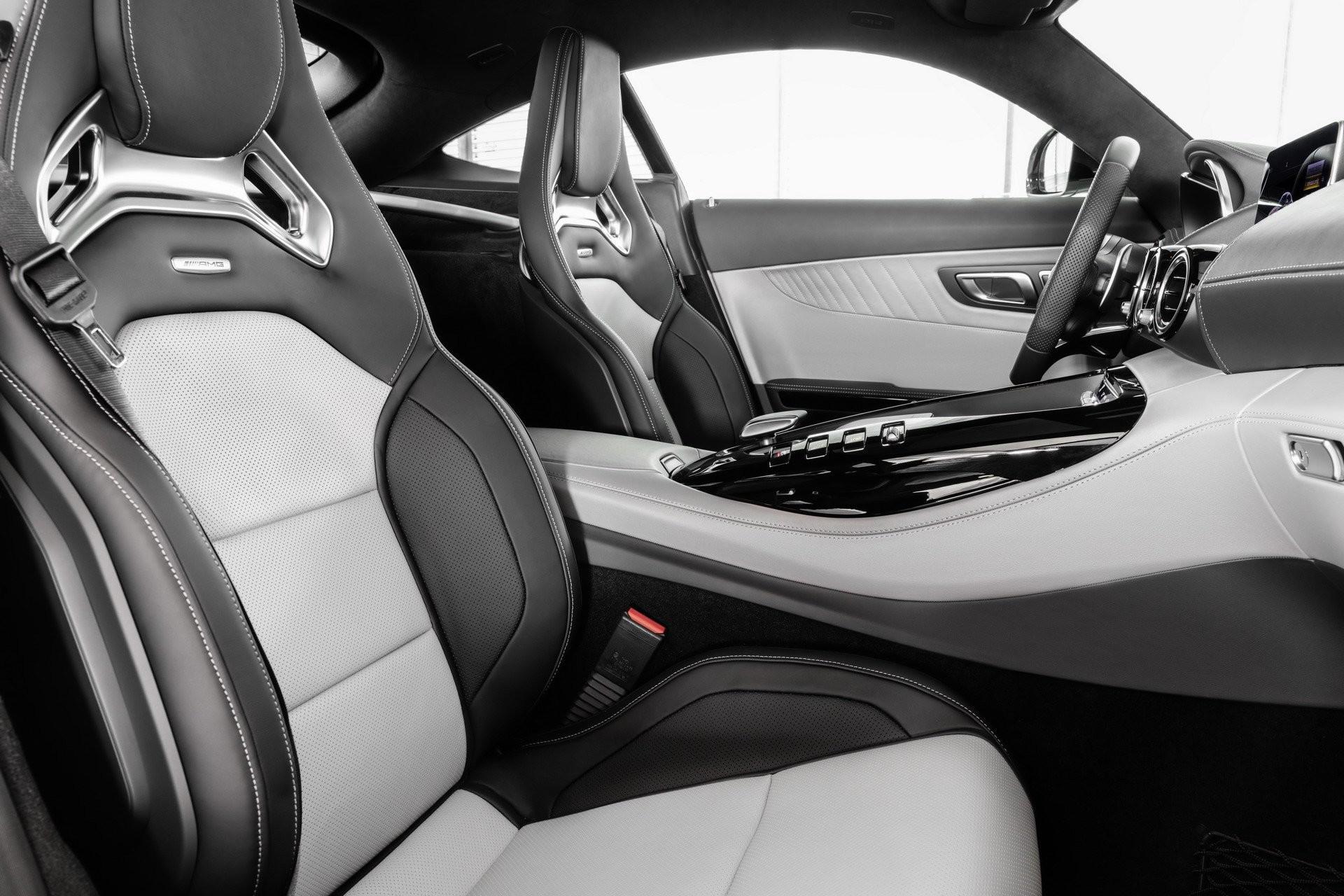 Foto de Mercedes-AMG GT 2020 (13/44)