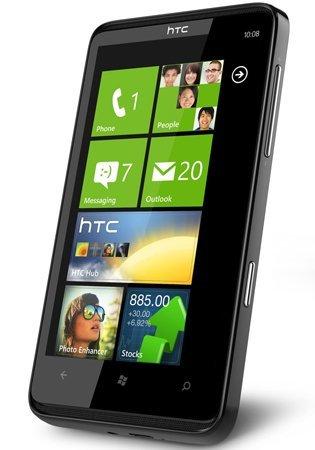 HTC HD7, el relevo del HD2 aparecerá en España con Movistar