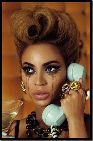 Beyoncé y Kim Kardashian... ¿<em>habemus</em> pelea de barro?