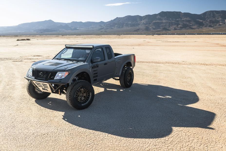 Foto de Nissan Frontier Desert Runner (3/22)