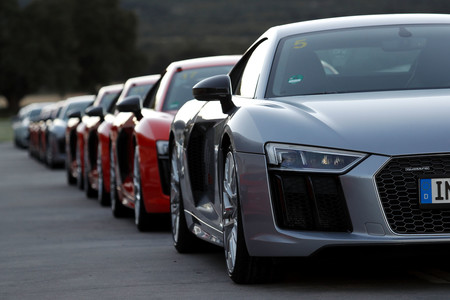 El Audi R8 podría estrenar variante de acceso con motor 2.9 V6 y una potencia en torno a los 450 CV