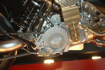 Duss Technics en el Swiss Moto 2007