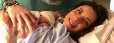 Pilar Rubio y Chiara: las dos maquilladas e ideales tras el parto y no, no es así como se sale normalmente