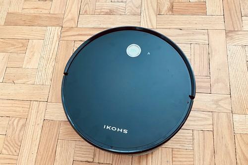 CREATE IKOHS NETBOT S15, análisis: un serio candidato al bueno, bonito y barato de los robots aspiradores