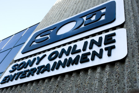 Sony Entertainment Online Building