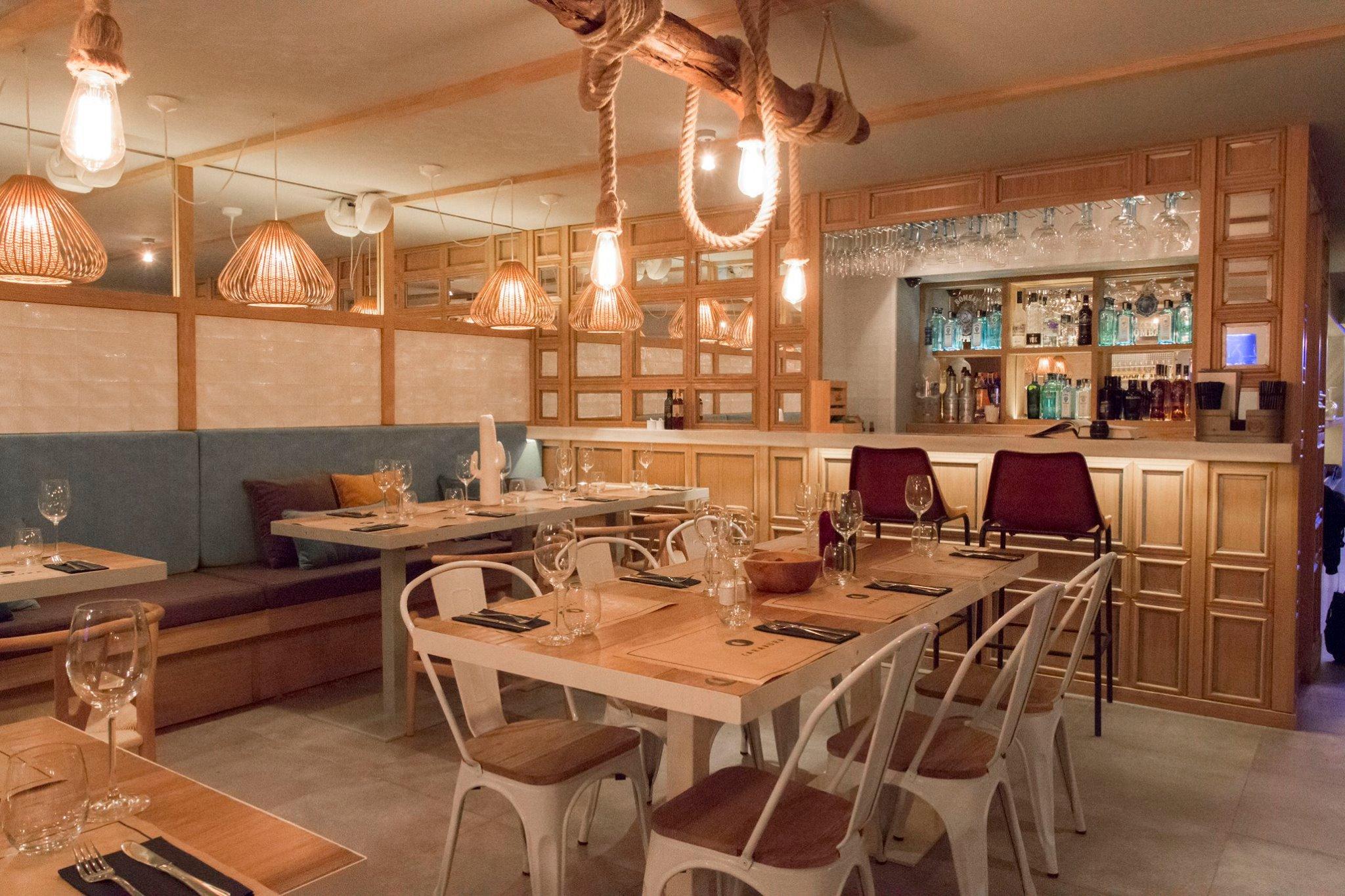 Restaurantes rom nticos en barcelona para un san valent n - Restaurante semproniana barcelona ...