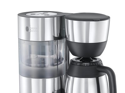 Comienza bien el día con la cafetera Russell Hobbs  Thermal Clarity: ahora 59,46 euros en Amazon