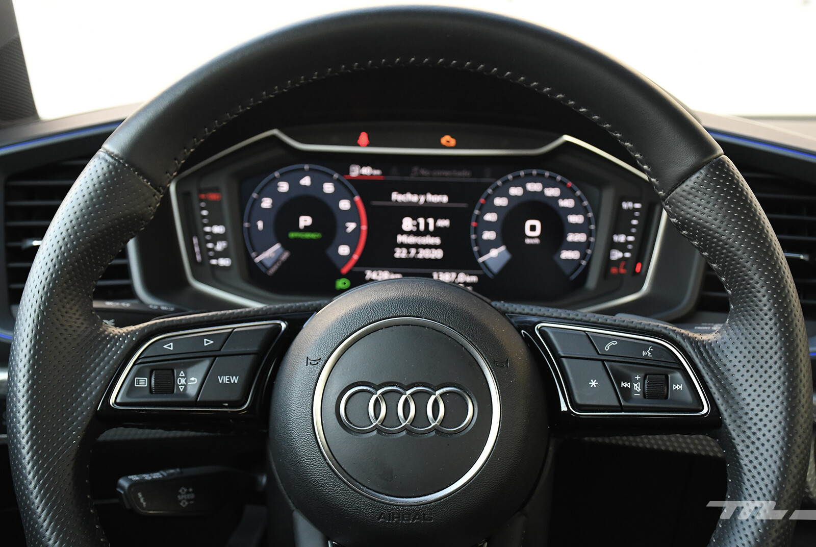 Foto de Audi A1 S-Line (prueba) (21/30)