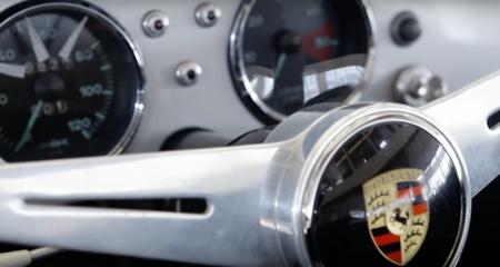 Porsche nos muestra cinco de sus autos que considera como los más raros