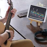 Popular T1 Smart Guitar: Xiaomi lanza una guitarra inteligente con Bluetooth y mástil con iluminación LED