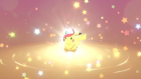 Pokemon Espada Escudo Pikachu Gorra 02