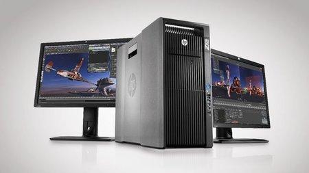 Las HP Workstations Z series llegan a México