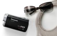 Videocámara Panasonic SD10, diminuta pero FullHD