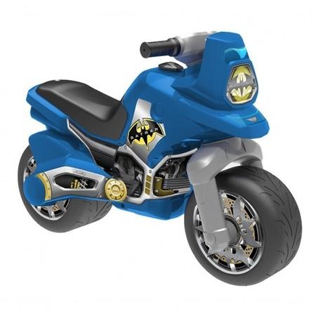 Las motos de carreras para pequeños campeones y con la inspiración de superhéroes