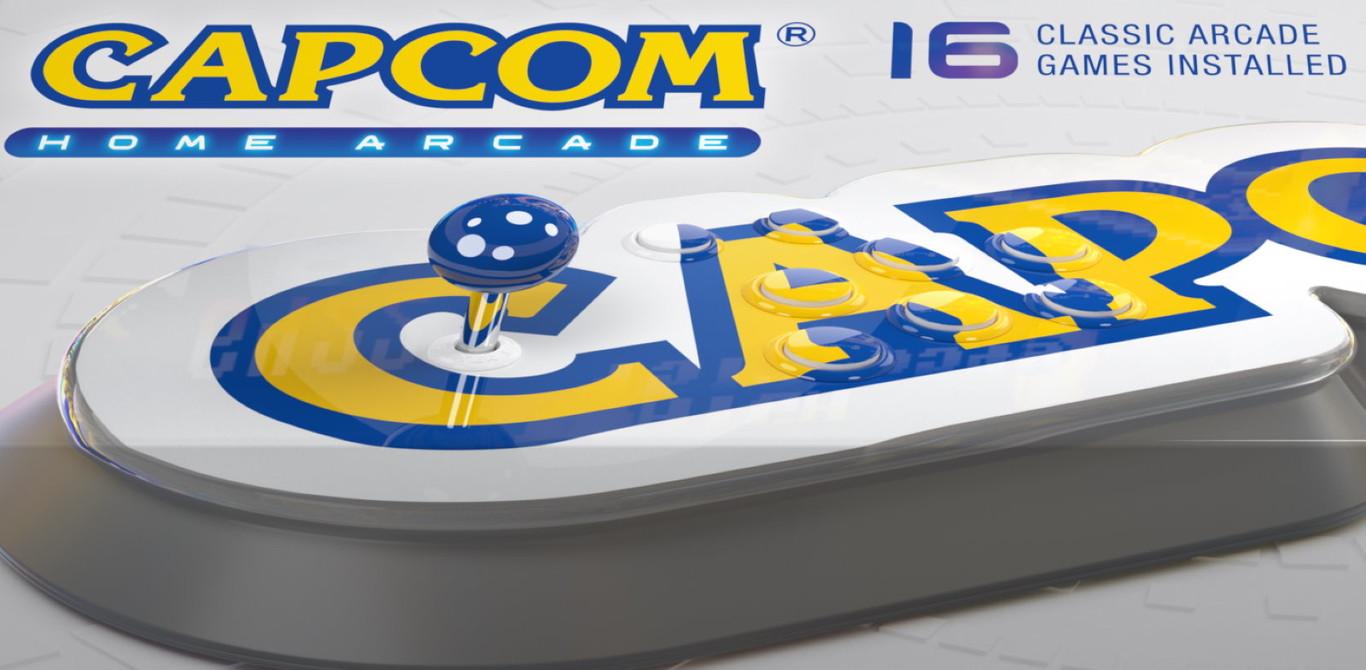 Análisis de Capcom Home Arcade, un producto de lujo que homenajea a lo grande la etapa en las recreativas del...