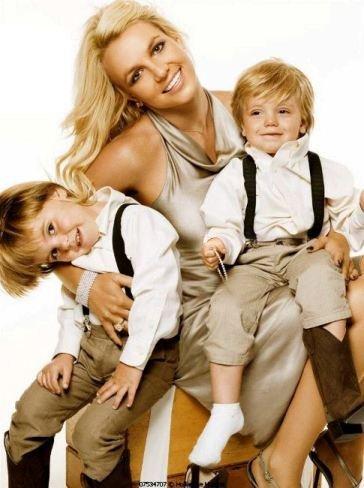 Britney Spears acusada de maltratar a sus hijos