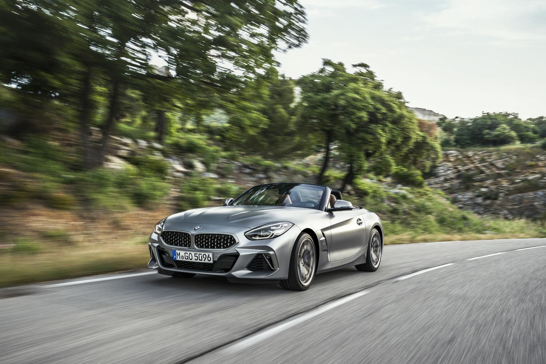 Foto de BMW Z4 (34/56)