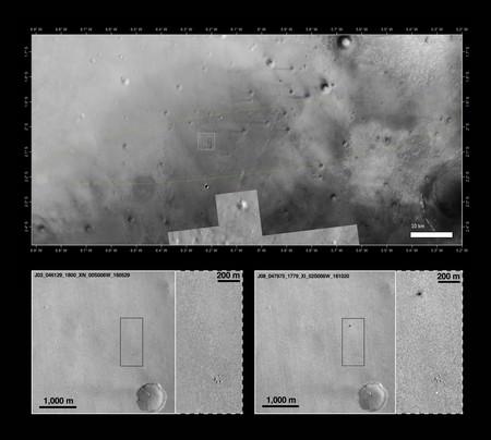 Confirmado: la sonda Schiaparelli se ha estrellado en Marte