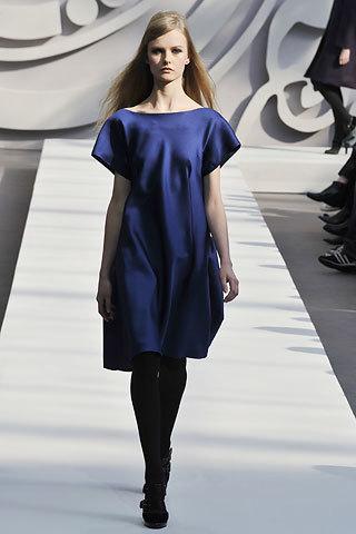 Foto de Lo que se lleva: el mini vestido azul (1/5)