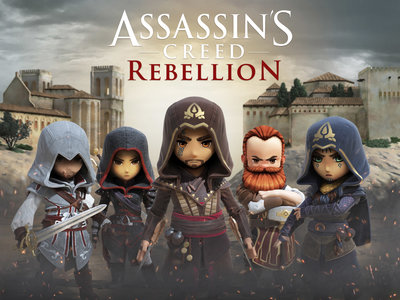 Assassin's Creed Rebellion: Ezio y Aguilar regresan con un nuevo RPG para dispositivos móviles