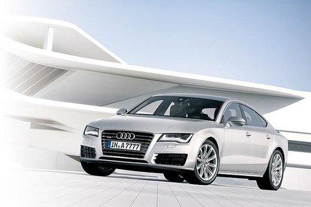 Primeras imágenes del nuevo Audi A7