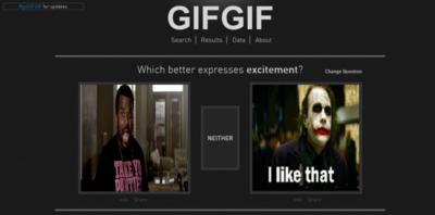 ¿Qué GIF expresa mejor cada sentimiento? El MIT lo está investigando