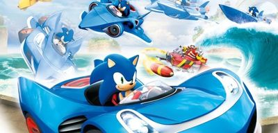 'Sonic & All-Stars Racing Transformed' se deja ver en Nintendo 3DS