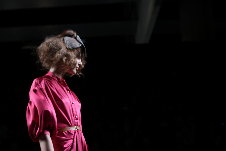 Foto de Alma Aguilar en la Cibeles Madrid Fashion Week Otoño-Invierno 2011/2012 (11/126)