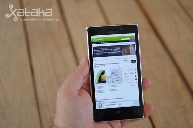 Lumia 925 análisis en Xataka