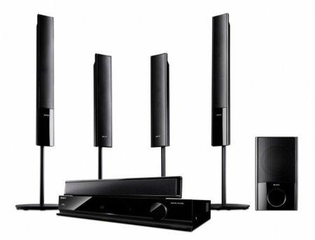 Sony actualiza sus sistemas de cine en casa y los prepara para las 3D