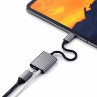 Satechi sube su apuesta por el USB-C con un nuevo cable y un adaptador para los iPad Pro y Mac