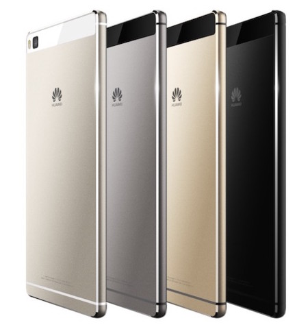 Huawei P8 Hands On 1
