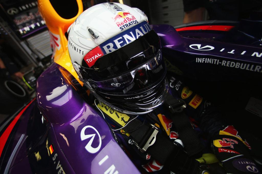 Foto de Sebastian Vettel - Red Bull Stratos (7/16)