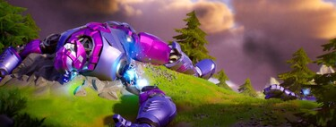 Desafío Fortnite: dispara todas las manos de Sentinel sin tocar el suelo en los Desafíos de Wolverine. Solución