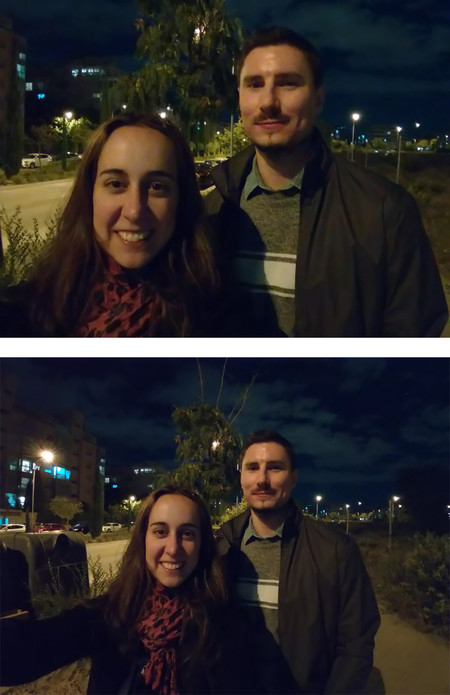 Xperia L2 Selfie Angular