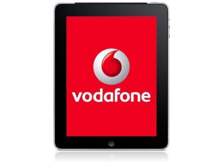 iPad 3G y Vodafone, se desvelan sus tarifas de datos