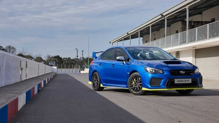 Subaru WRX STi Diamond Edition 2019