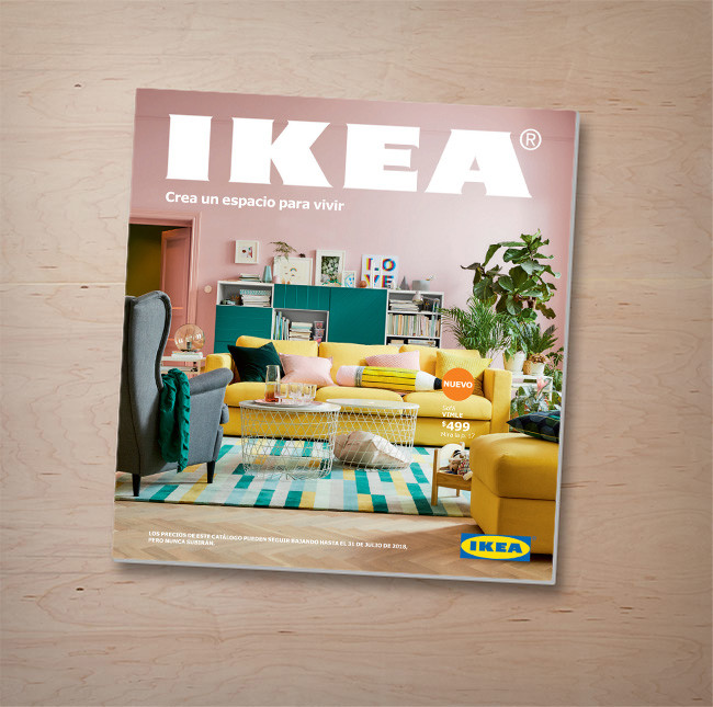 Ikea Catalog Es 2018