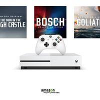 La disponibilidad de contenido en 4K se amplía en Xbox One S gracias a Amazon Prime Video