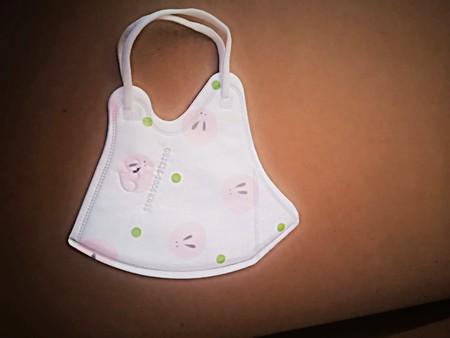 Mascarilla infantil N95 comercializada por Nosk. Imagen cedida.