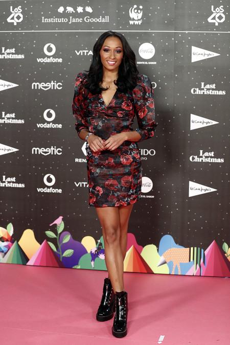 Alfombra Roja De Los 40 Principales Music Awards 2