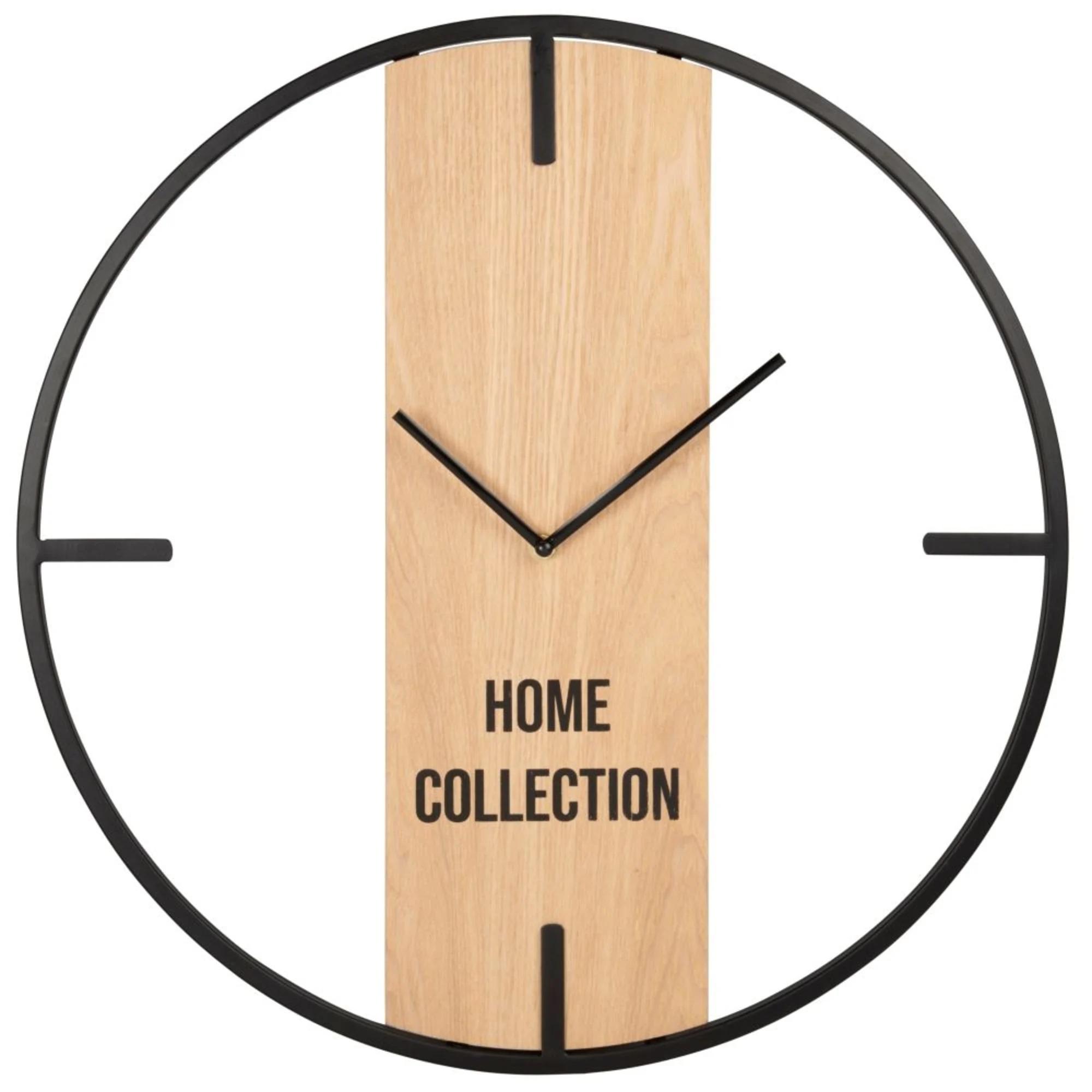 Reloj color beige y negro D. 50